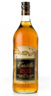 Castillo Rum Spiced 750ml